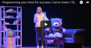 Programming your mind for success Carrie Green