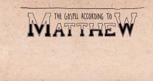 馬太福音 Matthew