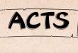 使徒行傳 Acts 上 (粵語)