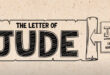 Bible Jude - the letter of Jude