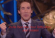 Invite God Into Your Difficulties - Joel Osteen